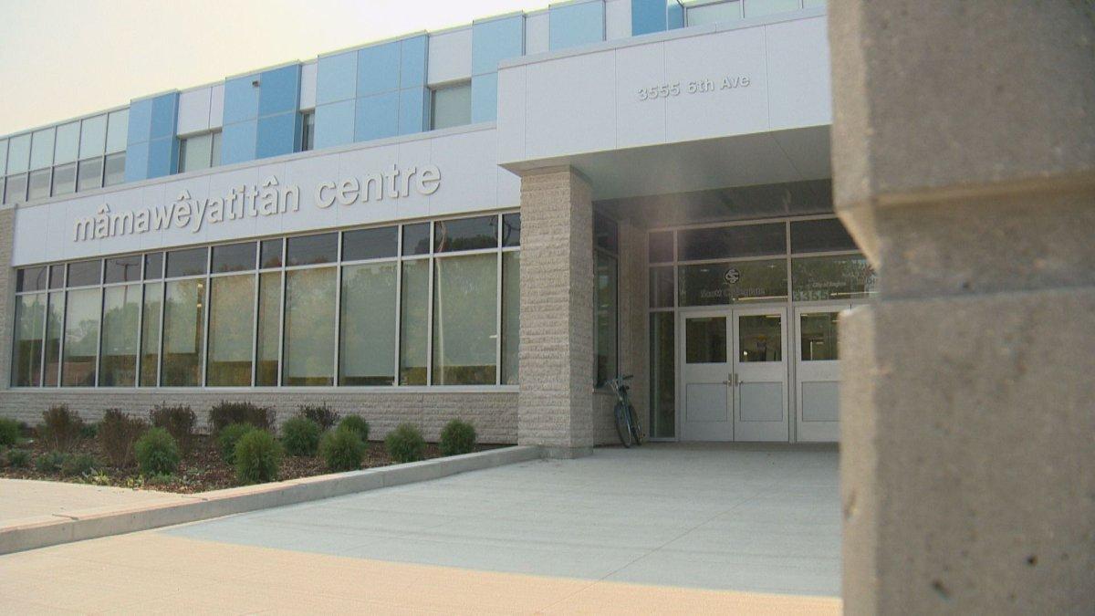 Regina's new Mâmawêyatitân Centre officially opened its doors Tuesday.