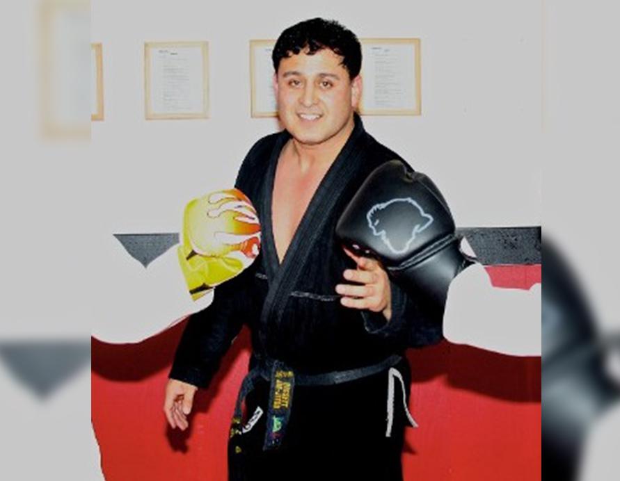 Global News confirmed this undated photo is of Manuel Vladimir Ruiz.