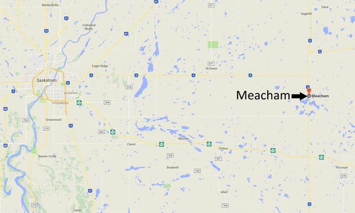 Saskatoon RCMP say an ATV driver is dead after a rollover near Meacham, Sask.