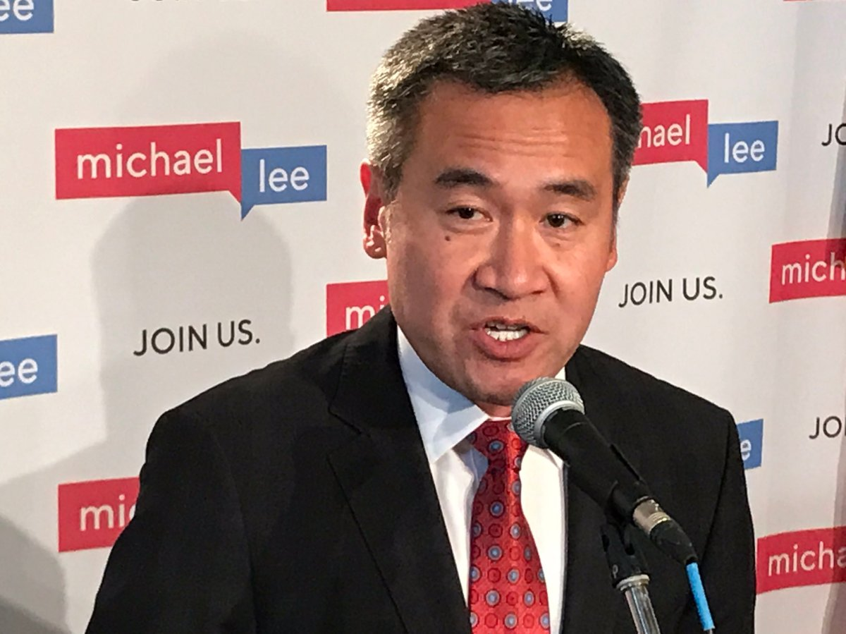 Business lawyer and new MLA Michael Lee is the latest entrant to the BC Liberal leadership race.
