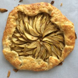 Continue reading: Recipe: Maple Bourbon Pear Galette