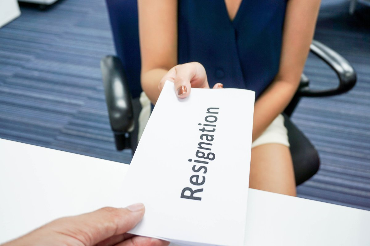 According to a 2016 survey, 31 per cent of people have quit a job in the first six months.