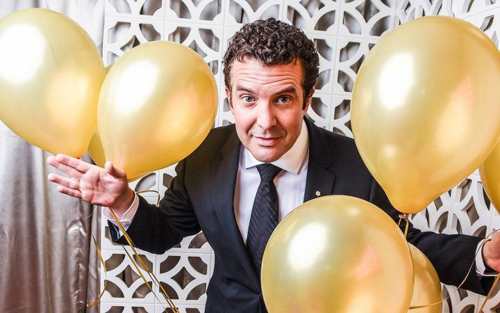 Rick Mercer poses at the 2016 Canadian Screen Awards Portrait Studio at the Sony Centre for the Performing Arts on March 13, 2016 in Toronto, Canada.