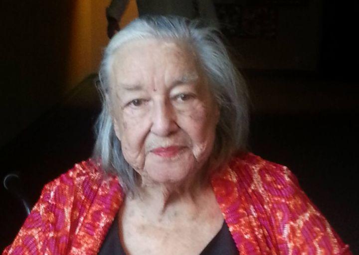 File photo of Thelma Chalifoux.