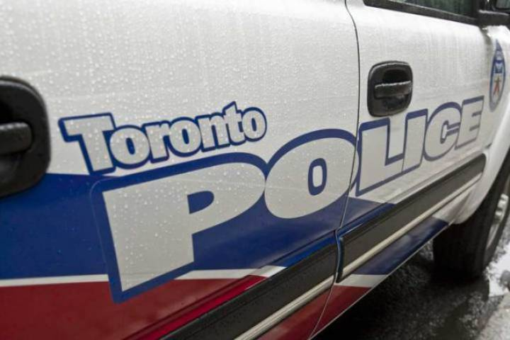 File photo of a Toronto police cruiser.