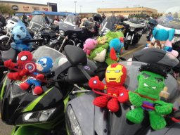 Continue reading: 630 CHED Santas Anonymous campaign kicks off with Edmonton Toy Run