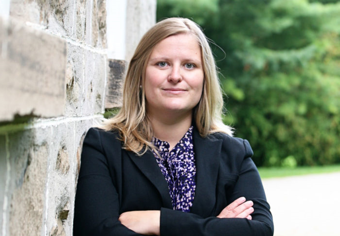Bonnie Simpson, Assistant Professor, Consumer Behaviour at Western's DAN Department of Management and Organizational Studies.