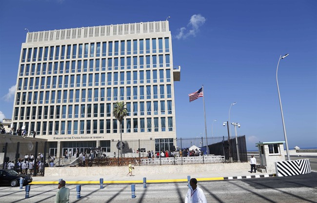 Eight Canadians fell ill in 2017 as a wave of mysterious ailments have struck diplomats in Cuba, officials in Ottawa say .