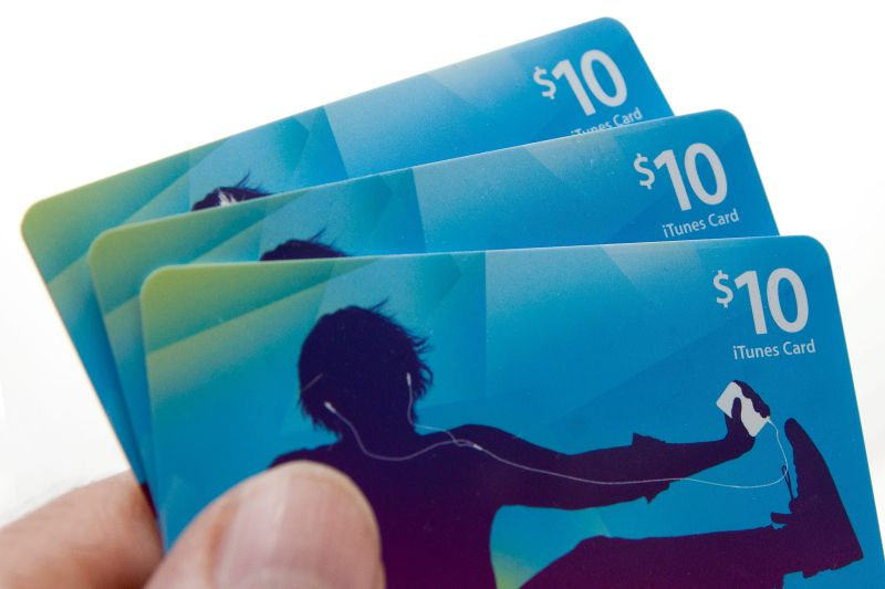 Waterloo Regional Police are warning residents of an email scam in which victims are asked to purchase iTunes gift cards and provide financial information to the sender.
