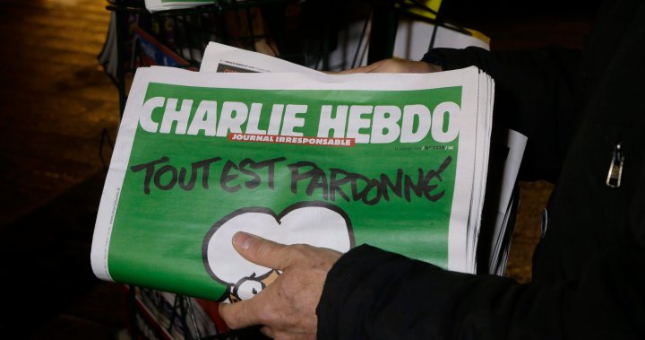 Turkish leaders condemn Charlie Hebdo magazine over cartoon mocking Erdogan