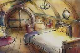 Continue reading: Couple plans to bring the hobbit-themed bed and breakfast to Alberta