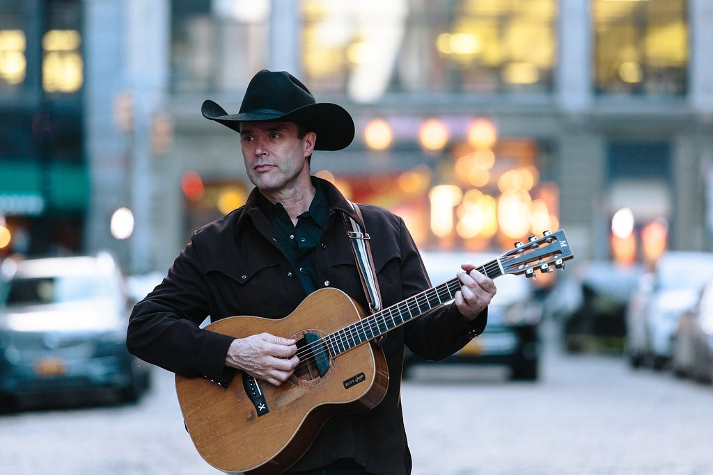 Corb Lund will be playing a day-long event at the Big Four Roadhouse during the Calgary Stampede.