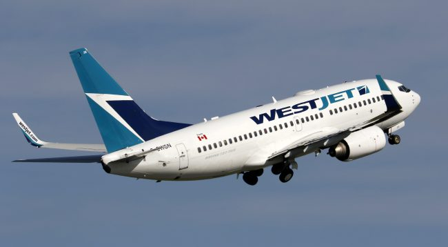 The Calgary-based airline says flights between Quebec's two largest cities will end as of Oct. 28, more than a year after they started.