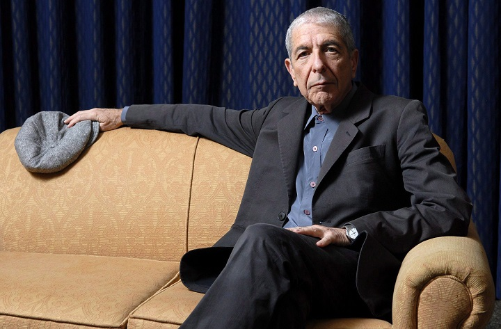 Leonard Cohen sits for a portrait, in Toronto on Saturday, February 4, 2006. Cohen's final book, which he finished in the months before his death in November, will hit shelves next year. THE CANADIAN PRESS/Aaron Harris