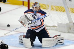Continue reading: Cam Talbot activated by Edmonton Oilers
