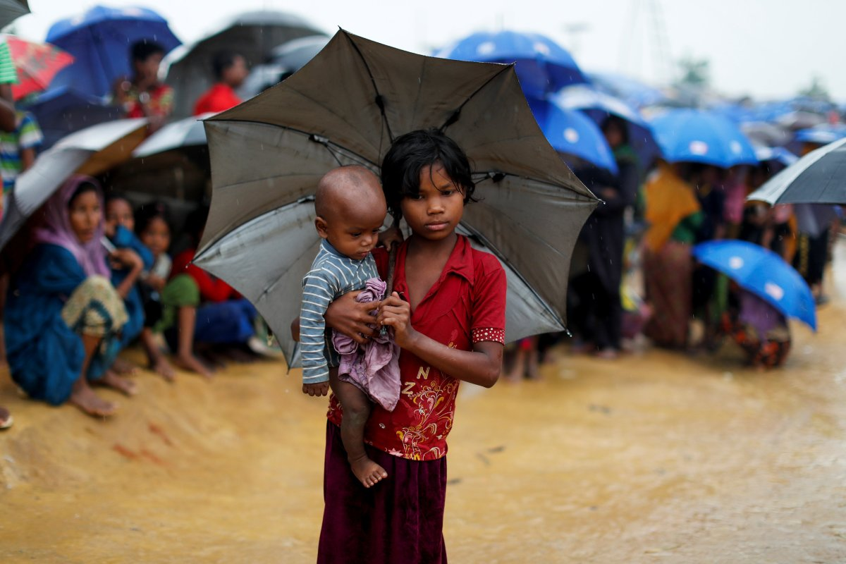 A Canadian ambassador praised the beaches in Myanmar in a New Year's Day tweet, despite the country being engaged in what the United Nations has described as ethnic cleansing against its Rohingya minority.