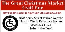 Continue reading: Christmas craftfair