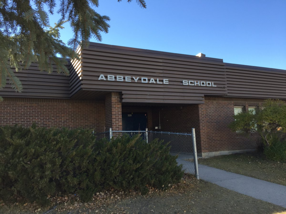 Calgary police investigate a possible case of food tampering after a child reportedly found a sewing needle in an apple at Abbeydale School.