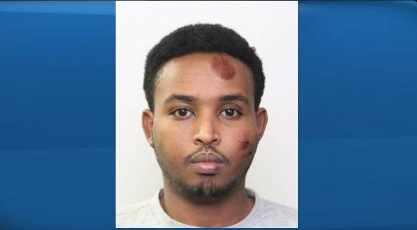 Abdulahi Sharif, 30, charged in connection to vehicle and stabbing attacks in Edmonton, Alta.