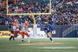 Continue reading: BLOG: Looking at the positive and negative ahead of Blue Bombers clash against the Lions