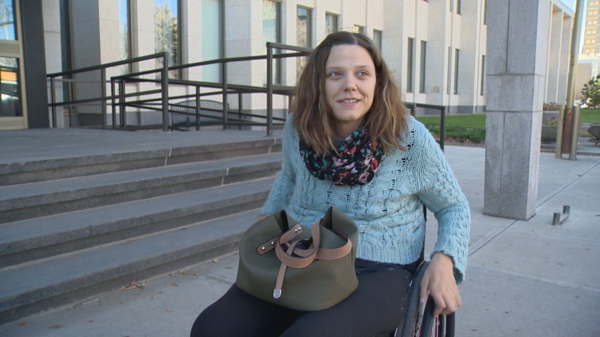 Miranda Biletski was awarded more than $9 million after a jury found the University of Regina guilty of negligence.