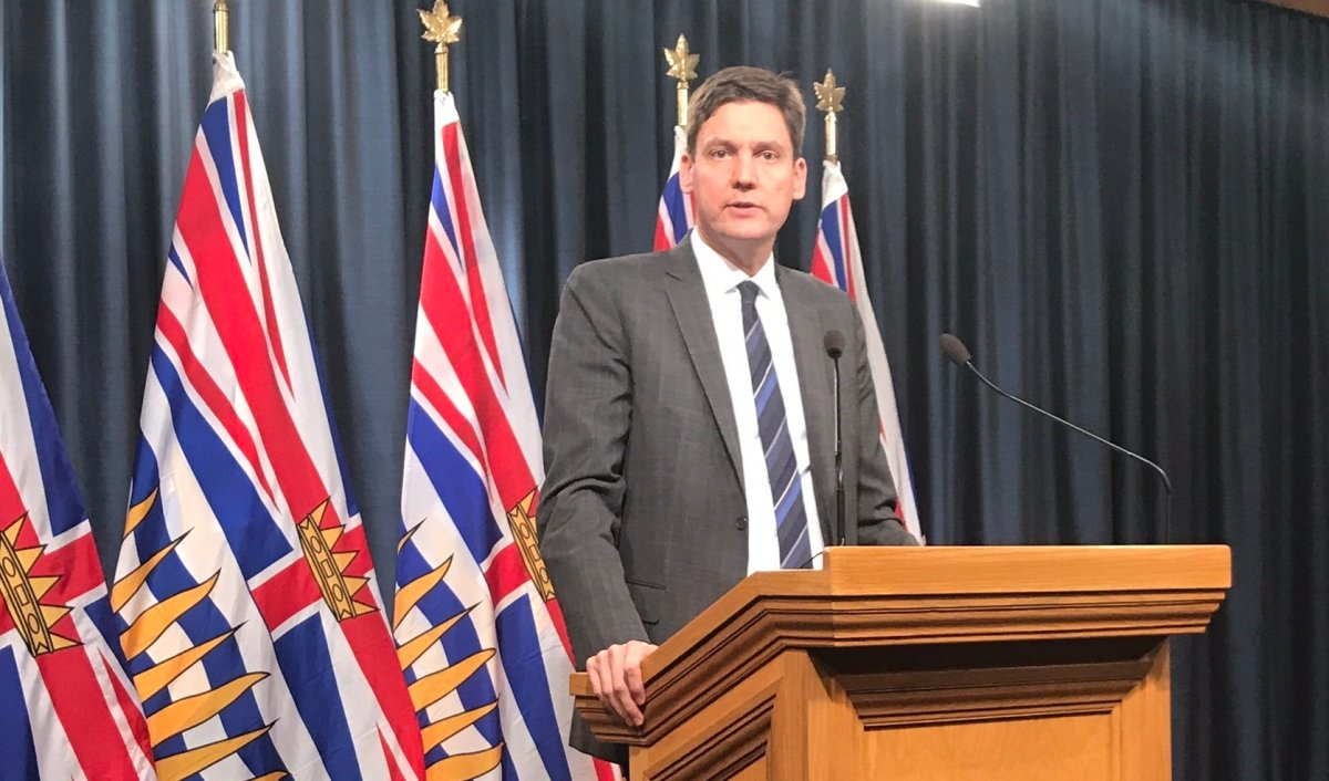 Attorney General David Eby says reference case is not ready yet in ongoing Trans Mountain battle.