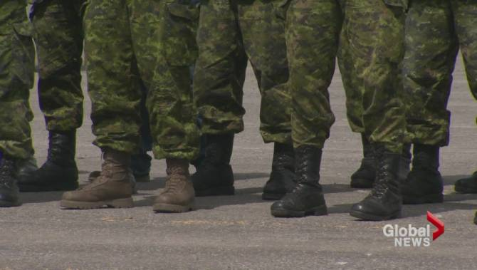 Nova Scotia military member charged with sexual assault of another Canadian Forces member - image