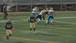 Continue reading: Saskatoon Hilltops secure 1st place in PFC with 38-28 win over Edmonton Huskies