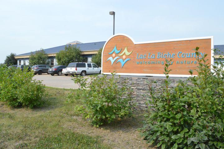 Lac La Biche County County Centre municipal building as seen Oct. 16, 2017.