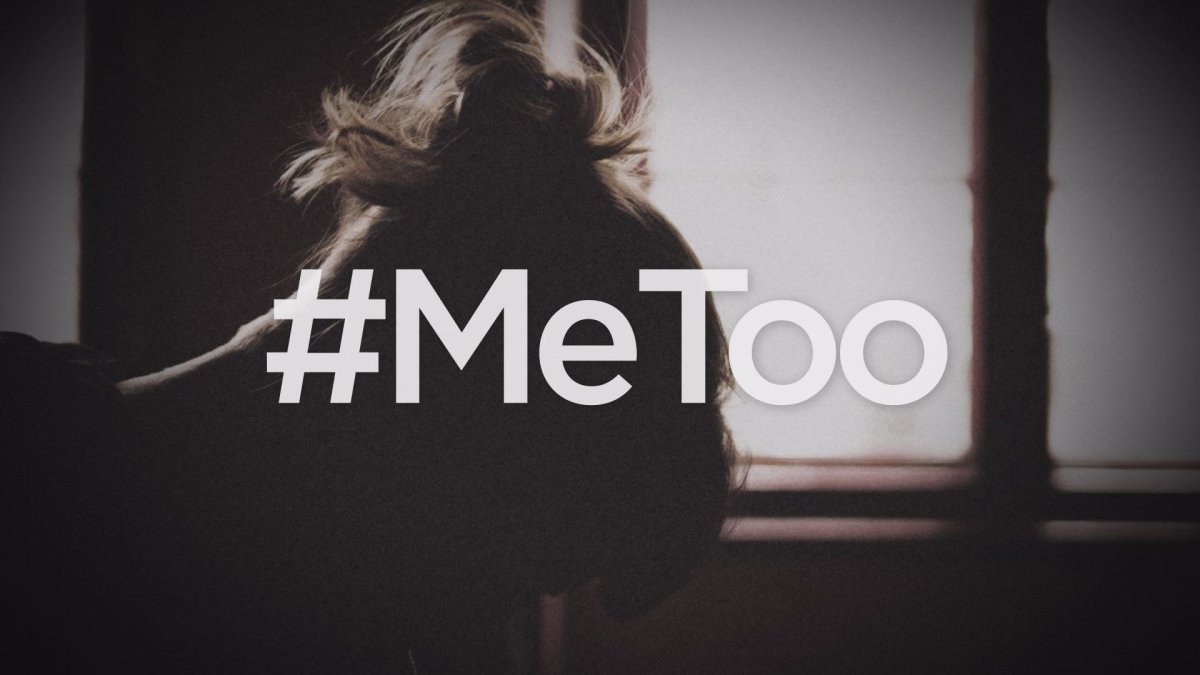 "People have been saying ""me too"" on social media to share their experience with sexual assault and harassment."