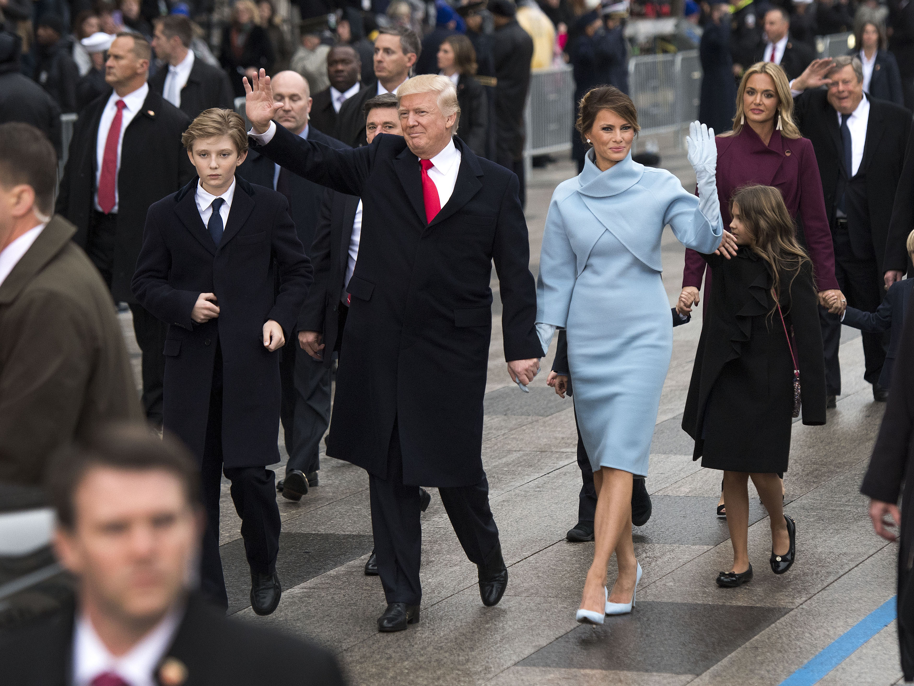 Melania Trump S Inauguration Outfit Is Now A Sexy Halloween Costume National Globalnews Ca