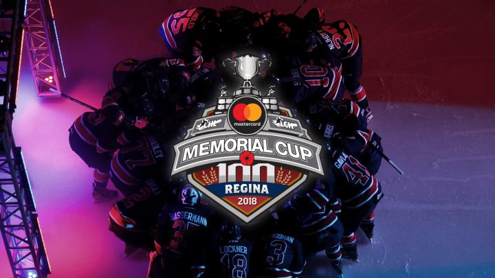 The logo for the 100th Memorial Cup in Regina was revealed on Thursday afternoon.