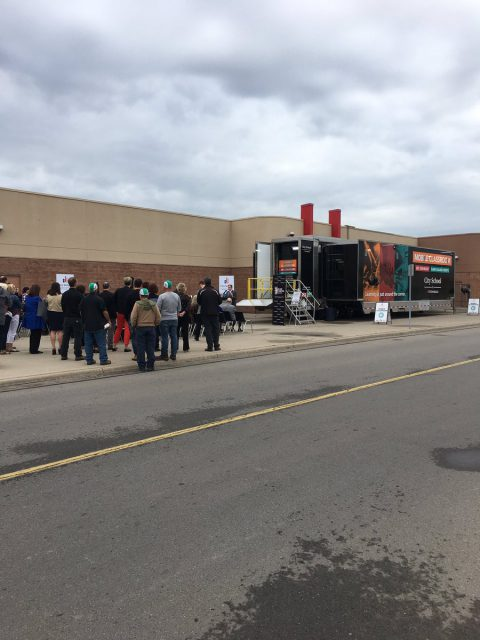 Mohawk College's mobile classroom is among the locations where skilled trades training will be offered through its city school initiative.