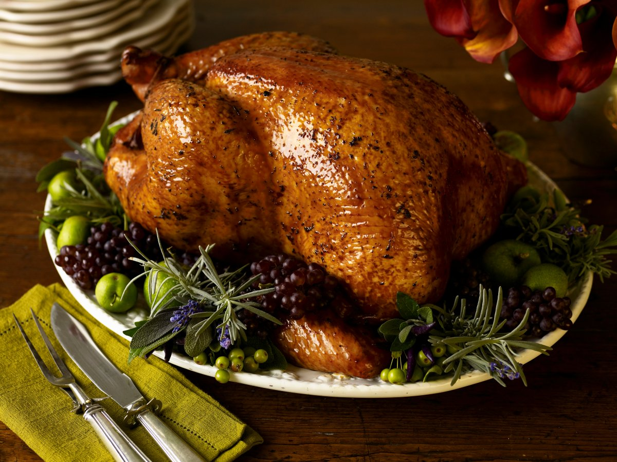 A good cider or local IPA will make all the difference when brining your turkey.
