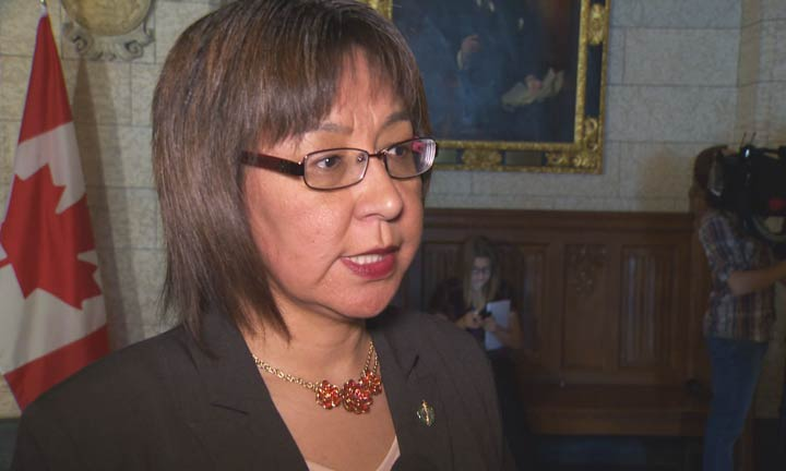 Georgina Jolibois' bill proposes making June 21 - which is National Indigenous Peoples Day - a statutory holiday.