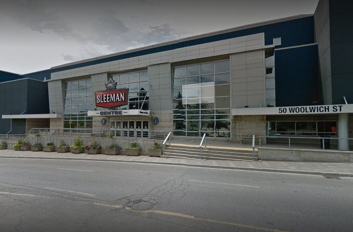 The home of the Guelph Storm and Guelph Nighthawks will continue to be called the Sleeman Centre for the next decade..