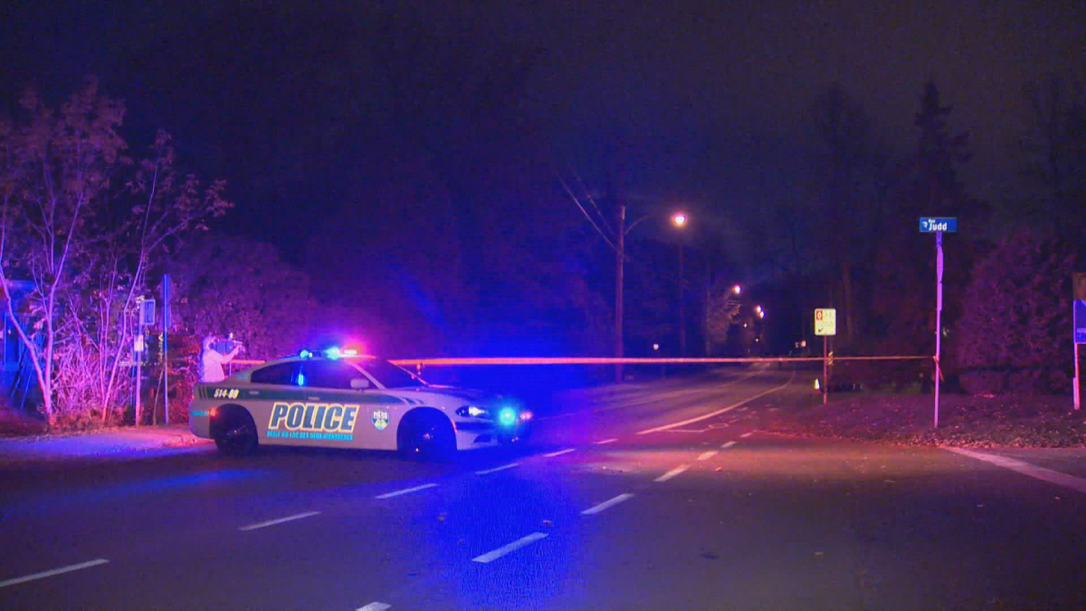 Saint-Eustache police are investigating a home invasion where the resident was shot early Tuesday morning.