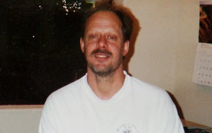 An undated photo of Stephen Paddock, the gunman responsible for the Oct. 1, 2017 Las Vegas mass shooting.