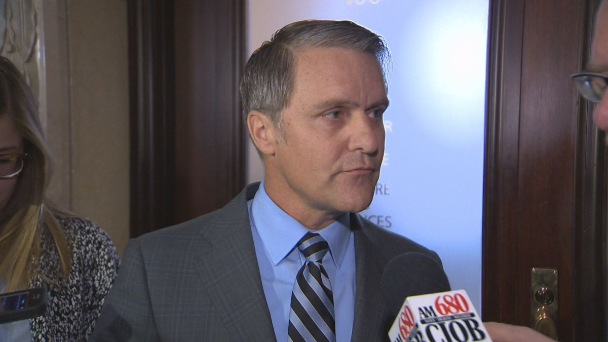 Manitoba Health Minister Cameron Friesen says a meth strategy is in the works.