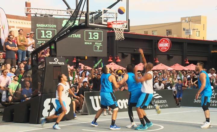 Team Saskatoon earns berth to the 2017 FIBA 3x3 World Tour Final in China.