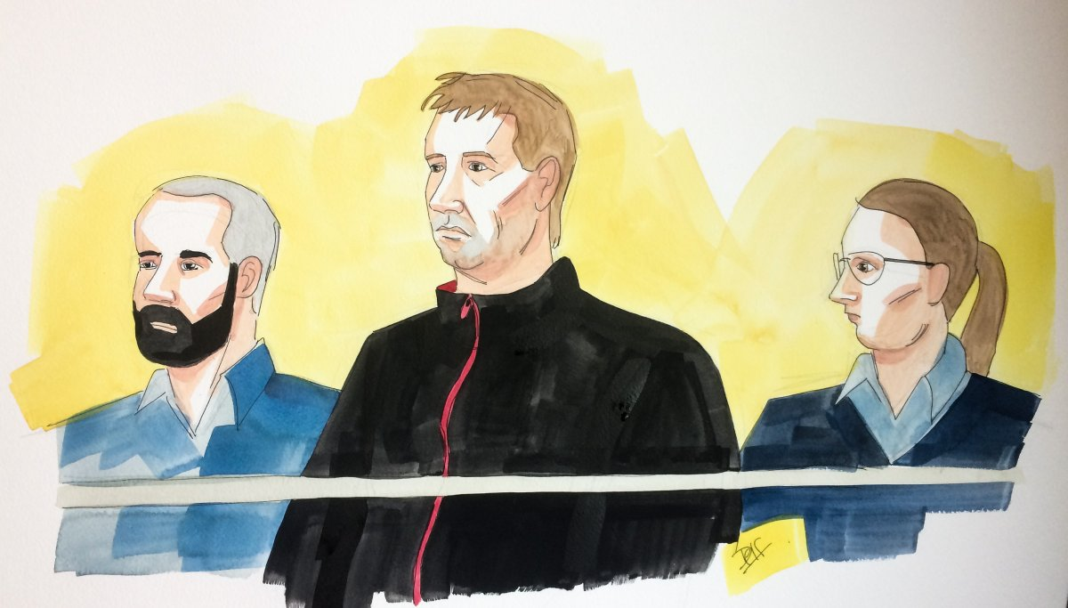 Ugo Fredette now faces a charge of first-degree murder in the death of his ex-partner, as well as a second-degree murder in the death of senior Yvon Lacasse.