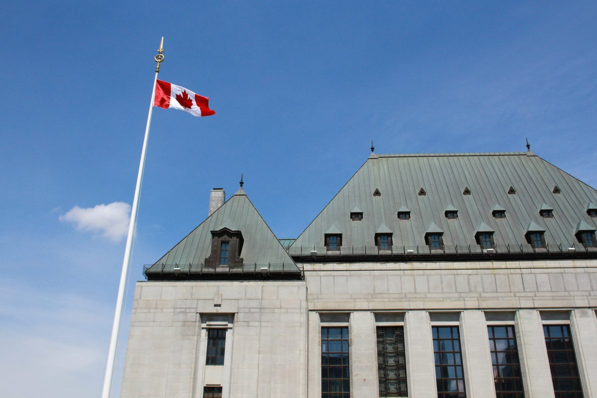 Supreme Court of Canada in Ottawa, Ont., July 6, 2016.