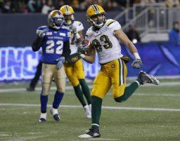 Continue reading: Eskimos bring down Bombers in West Semi-final