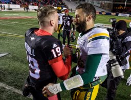 Continue reading: Jock Wilson: Christmas comes early for Calgary Stampeder fans
