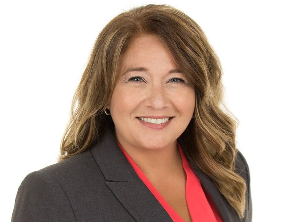 Doreen Assaad has been elected mayor of Brossard in the 2017 municipal elections.