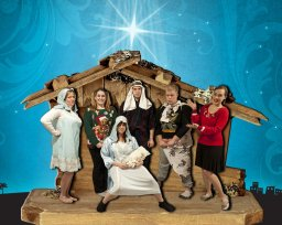 Continue reading: The Best Little Newfoundland Christmas Pageant Ever!