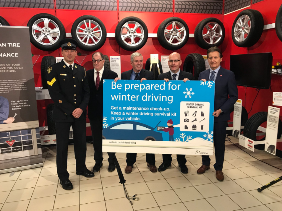 Ontario Announces Winter Tire Insurance Discount Expanded Service For Tracking Plows Toronto Globalnews Ca