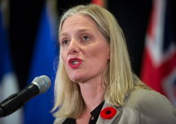 Continue reading: Catherine McKenna takes on Rebel reporter over outlet's 'climate Barbie' nickname