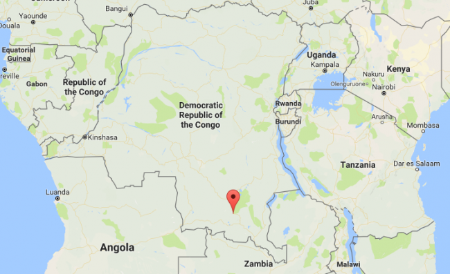 33 dead after freight train carrying fuel derails in Congo - image