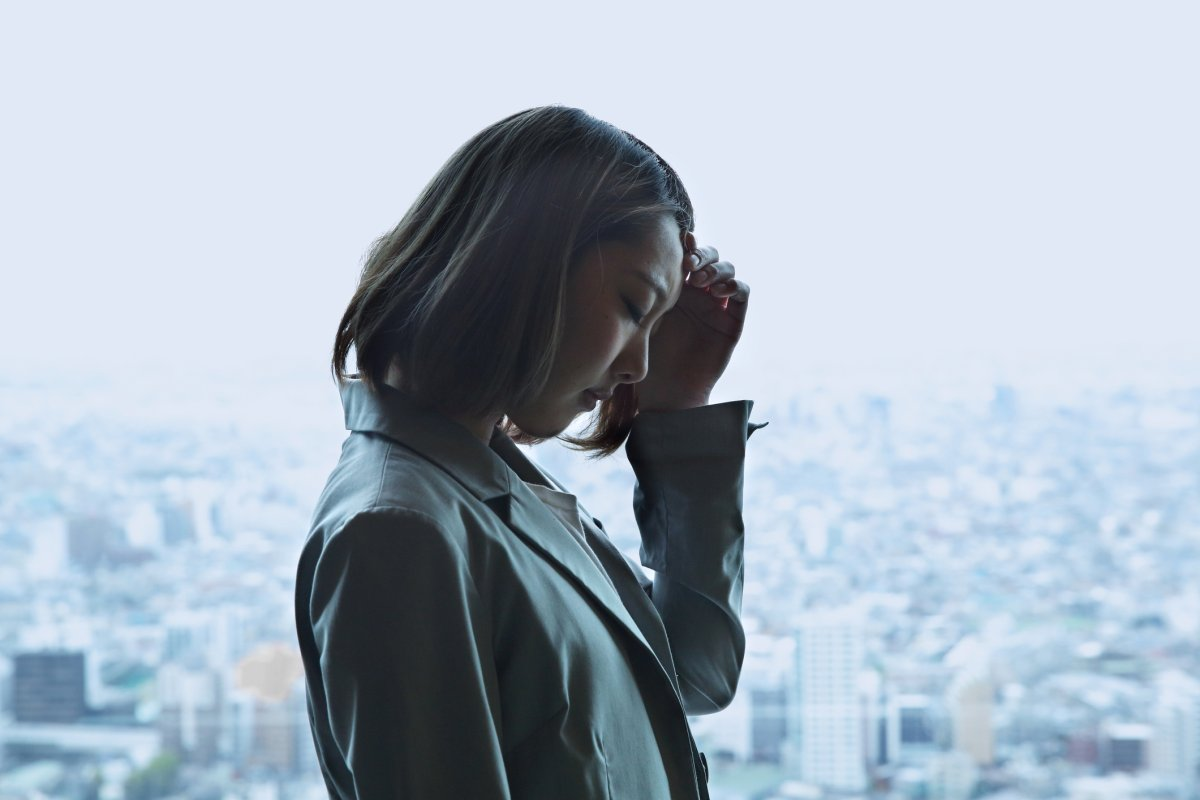 Weather changes can be a migraine trigger for some sufferers.
